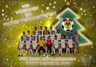 Frohe Weihnacht Post SV Hompage